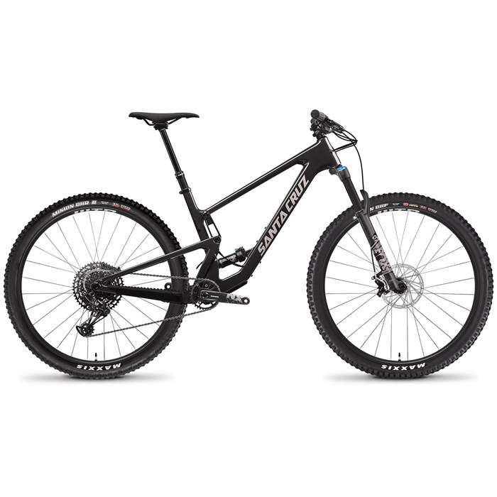 Santa Cruz Bicycles - Tallboy C R Complete Mountain Bike 2021