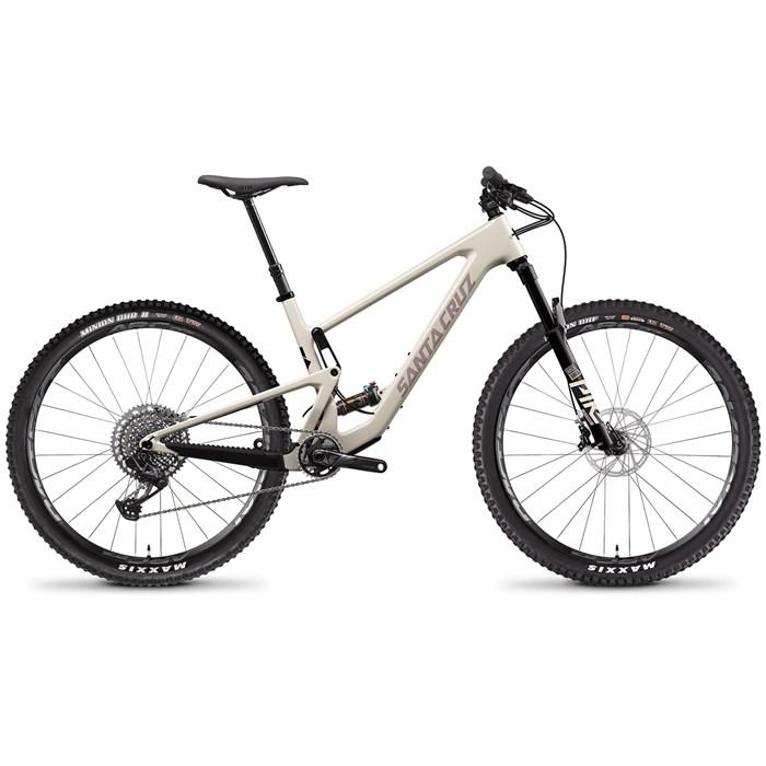 Santa Cruz Bicycles - Tallboy CC X01 Complete Mountain Bike 2021