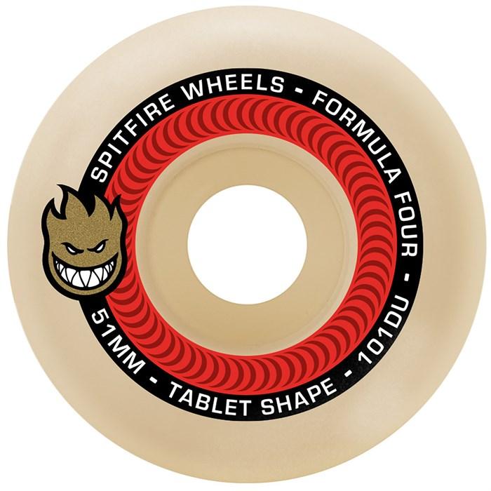 Spitfire - Formula Four 101d Tablets Skateboard Wheels