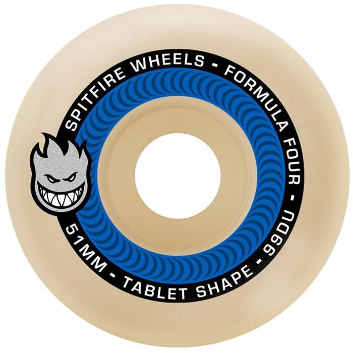 Spitfire - Formula Four 99d Tablets Skateboard Wheels