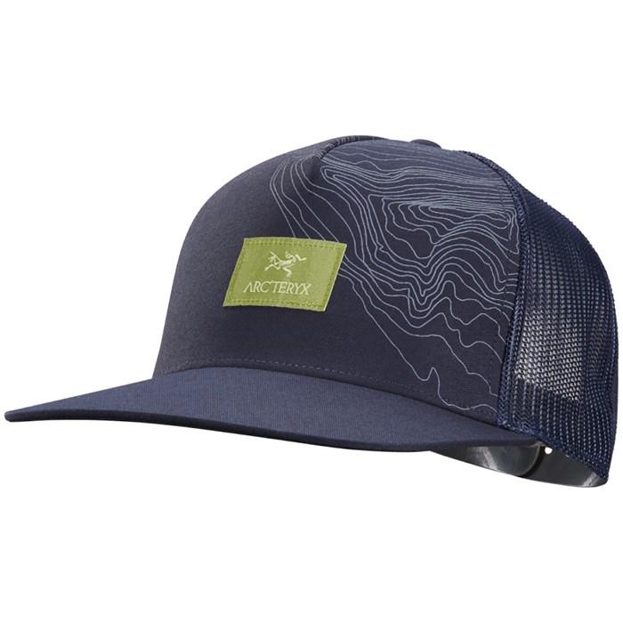 Arc'teryx - Topographical Trucker Hat