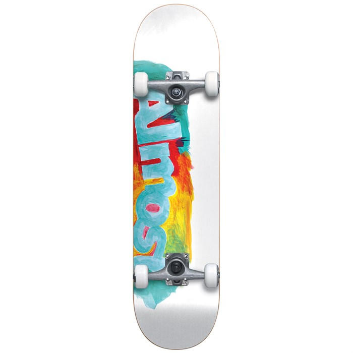 Almost - Paint Smudge FP 7.5 Skateboard Complete - Big Kids'