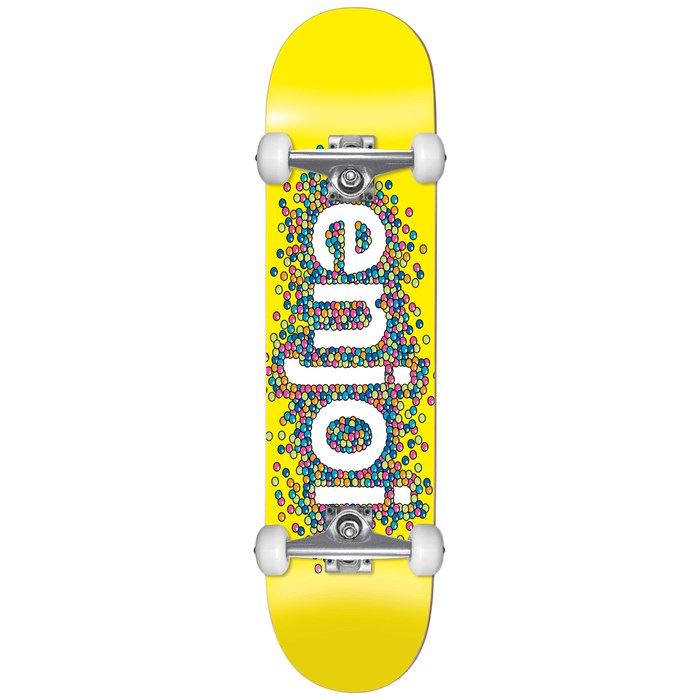 Enjoi - Candy Coated FP 8.25 Skateboard Complete - Big Kids'