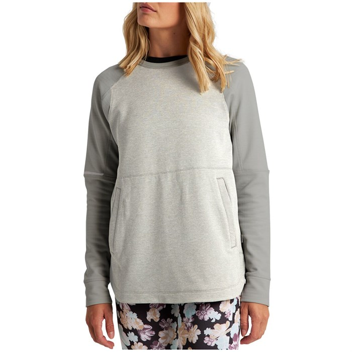 Burton - Multipath Grid Crewneck Fleece - Women's