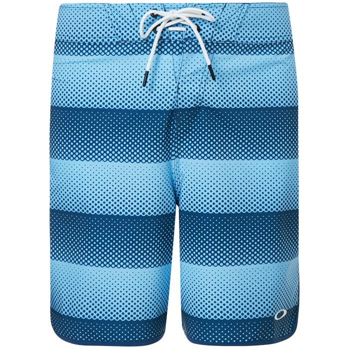 """Oakley - Dot Stripe 19"""" Boardshorts"""