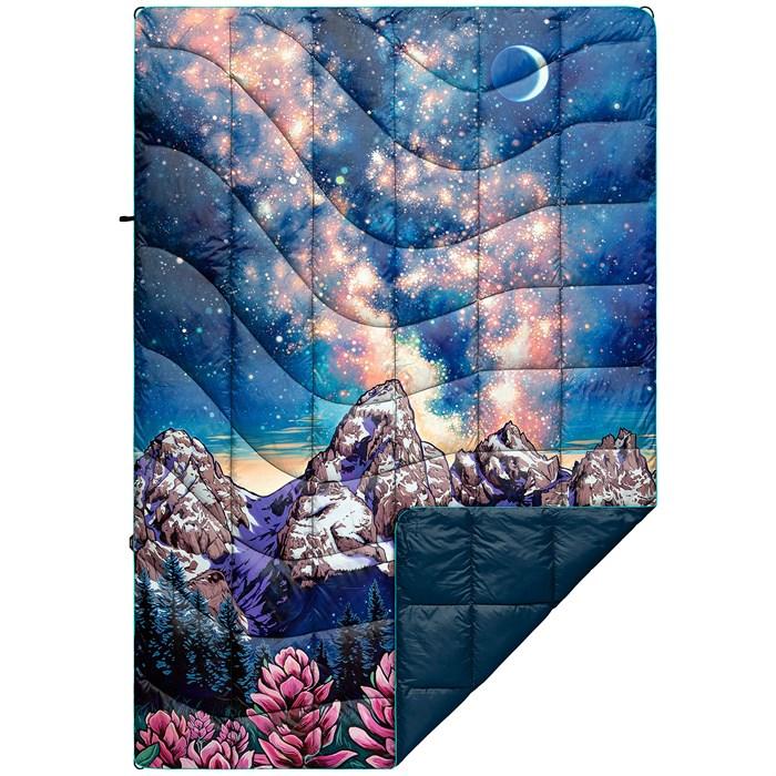 Rumpl - Nanoloft™ Puffy Blanket - Teton Dreams