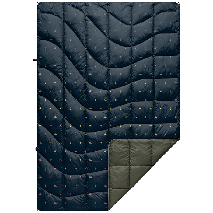 Rumpl - Nanoloft™ Puffy Blanket - Outdoor Vibes