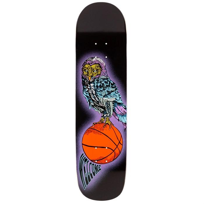 Welcome - Hooter Shooter on Bunyip Mid 8.25 Skateboard Deck