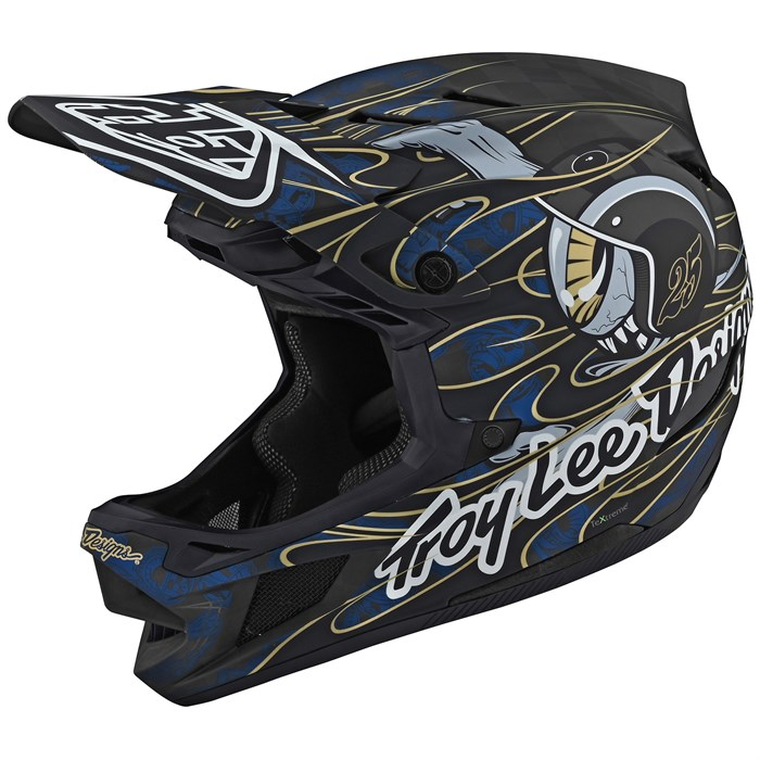 Troy Lee Designs - D4 Carbon Limited Edition Bike Helmet