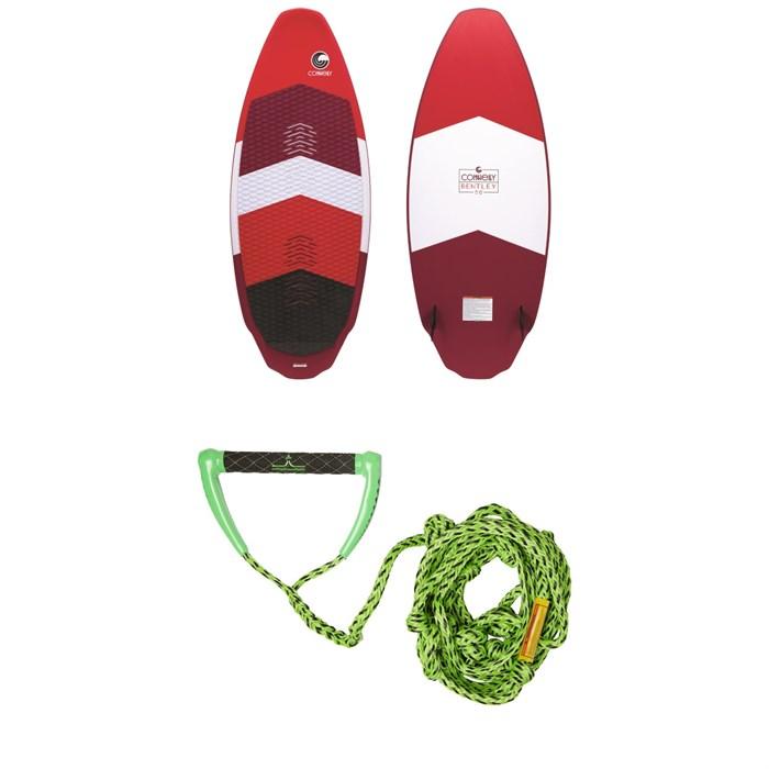 Connelly - Bentley Wakesurf Board 2020 + Proline x evo LGS Surf Handle + 25 ft Air Line