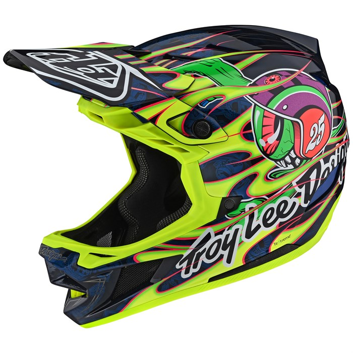 Troy Lee Designs - D4 Composite Limited Edition Bike Helmet