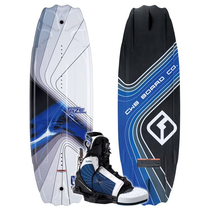 CWB - Faze Wakeboard + Seven Boots - Used 2007 - Used