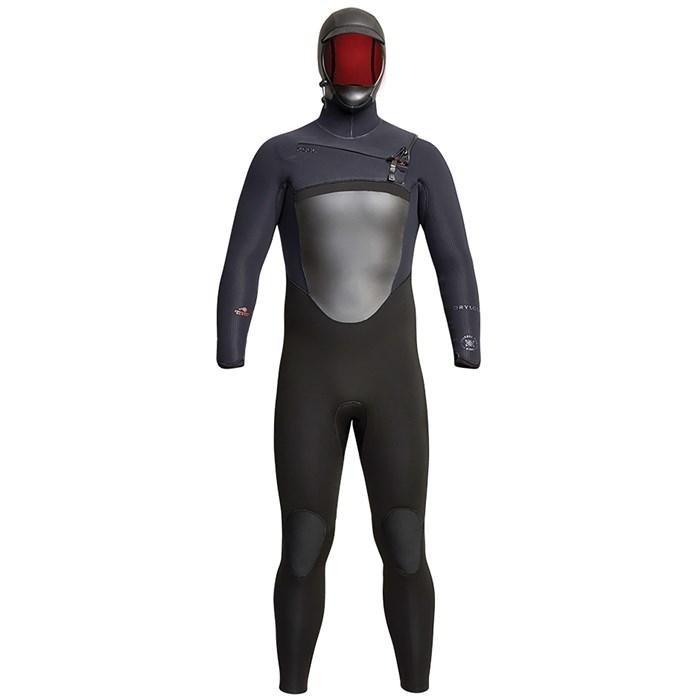XCEL - 4/3mm Drylock Hooded Wetsuit