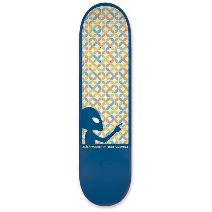 Alien Workshop - Joey Astral Blue 8.25 Skateboard Deck
