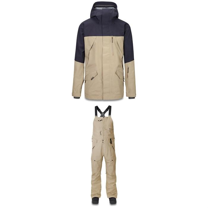 Dakine - Sawtooth GORE-TEX 3L Jacket + Stoker GORE-TEX 3L Bibs