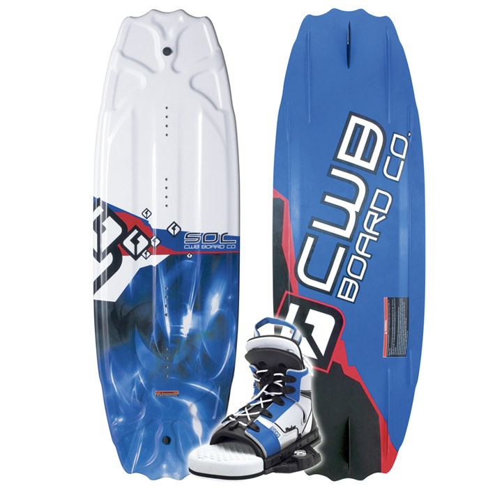 CWB - Sol Wakeboard + Mobe Boots - Used 2006 - Used