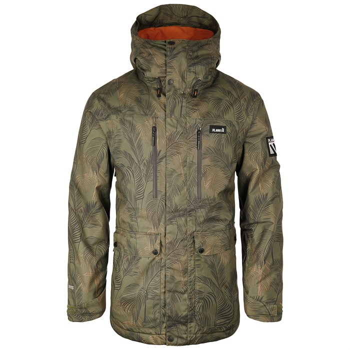 Planks - Good Times Insulated Jacket