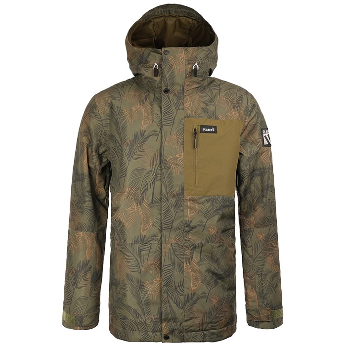 Planks - Feel Good Insulated Jacket