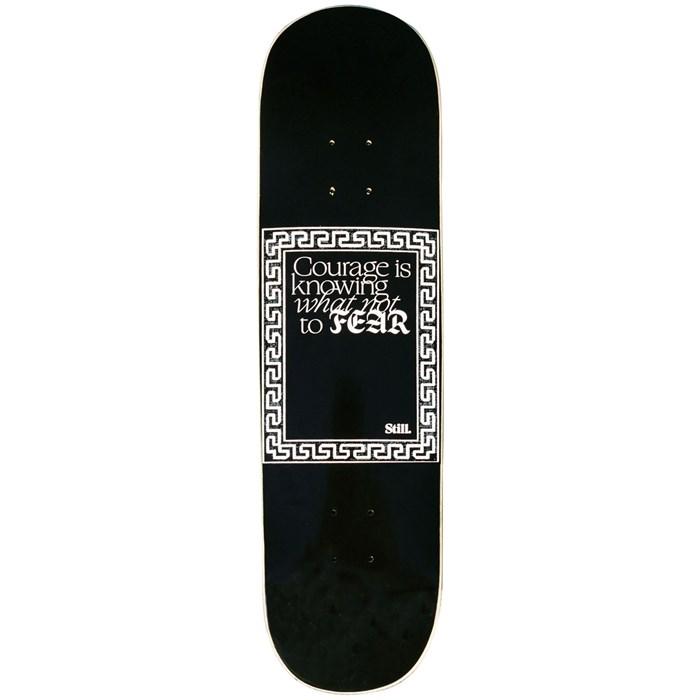 Still - No Fear 8.25 Skateboard Deck