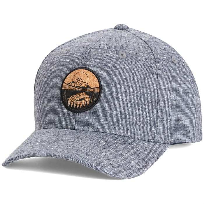 Tentree - Lake Cork Patch Hemp Elevation Hat