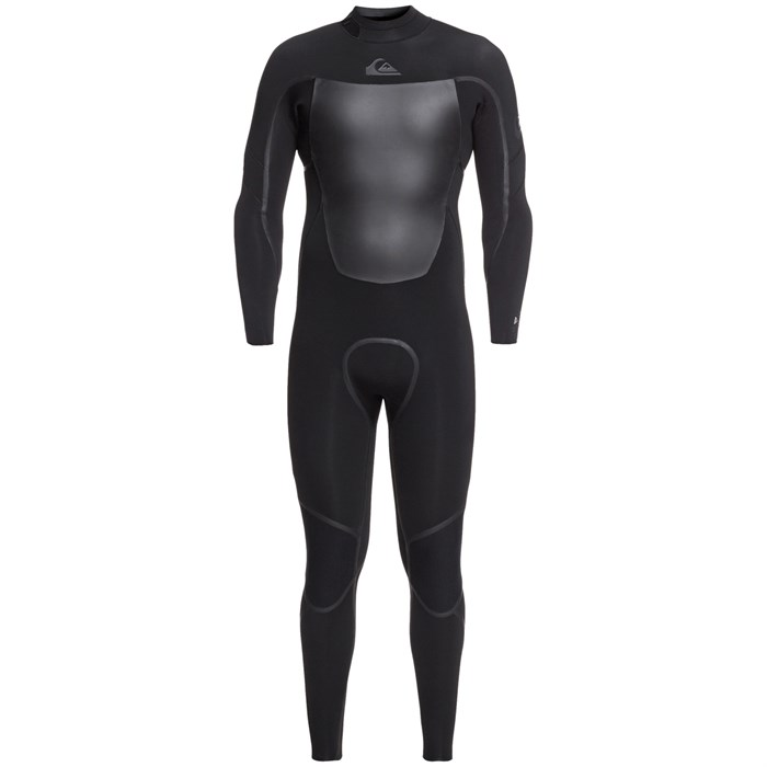 Quiksilver - 3/2 Syncro+ Back Zip Wetsuit