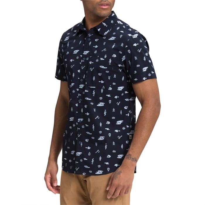 The North Face - Baytrail Pattern Short-Sleeve Shirt