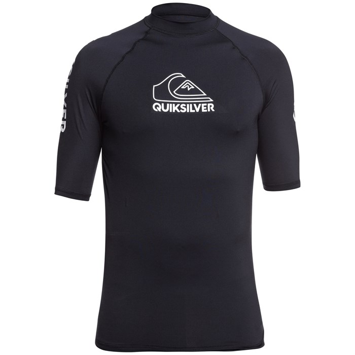 Quiksilver - On Tour Short Sleeve Surf Tee