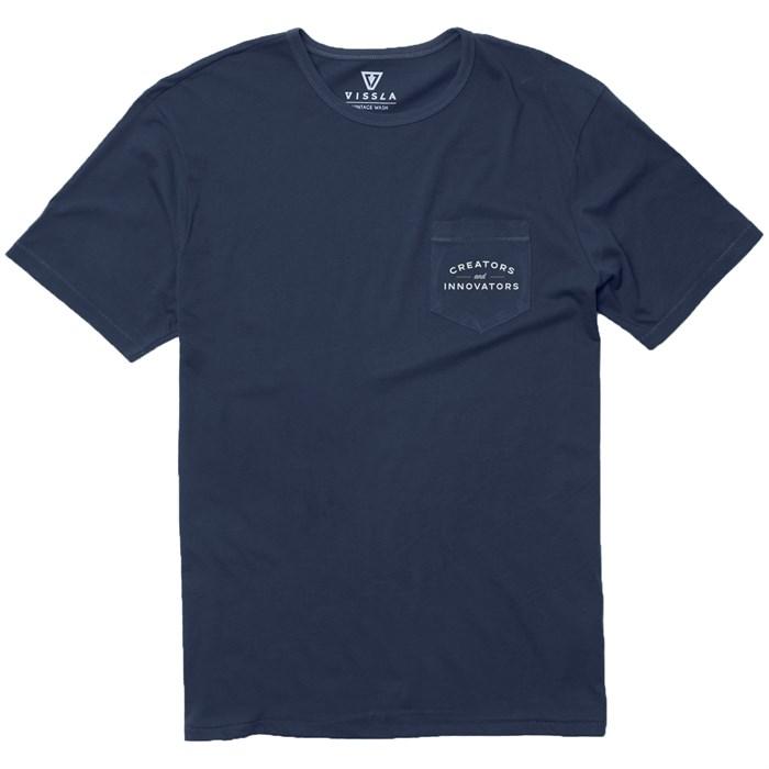 Vissla - Creators Bruiser Eco Pocket T-Shirt