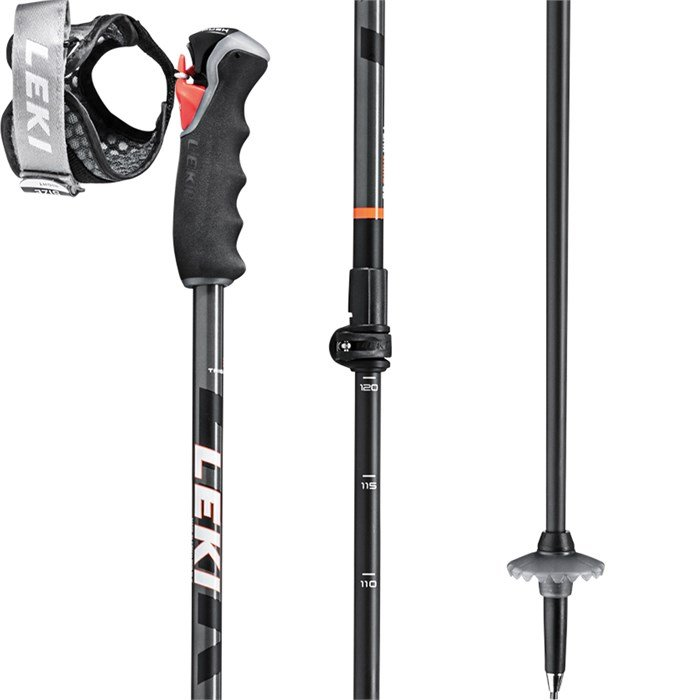 Leki - Peak Vario 3D Adjustable Ski Poles 2021