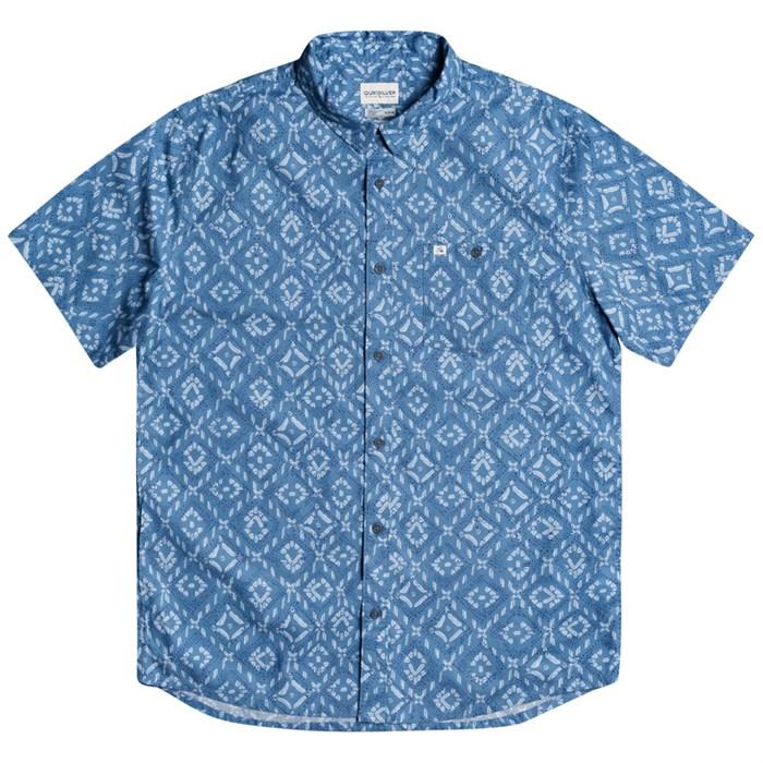 Quiksilver - Baja Blues Short-Sleeve Shirt