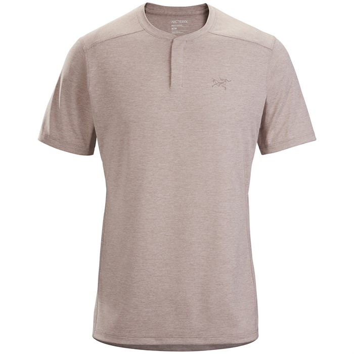 Arc'teryx - Kadem Henley Short-Sleeve Shirt