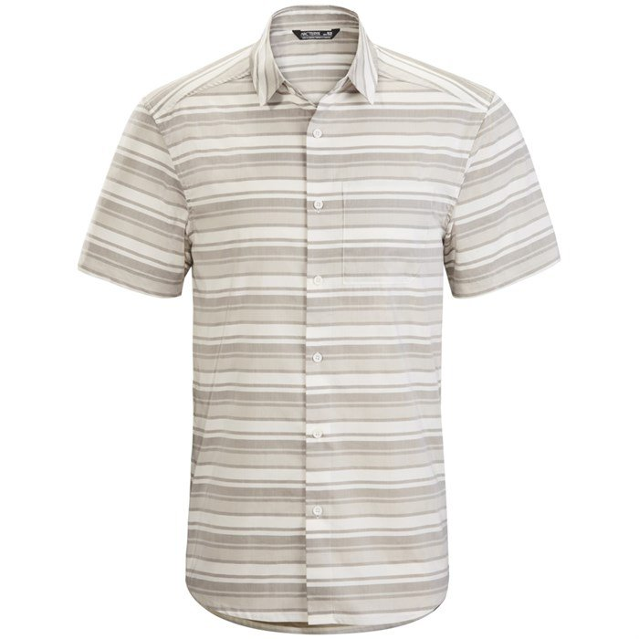 Arc'teryx - Brohm Striped Short-Sleeve Shirt