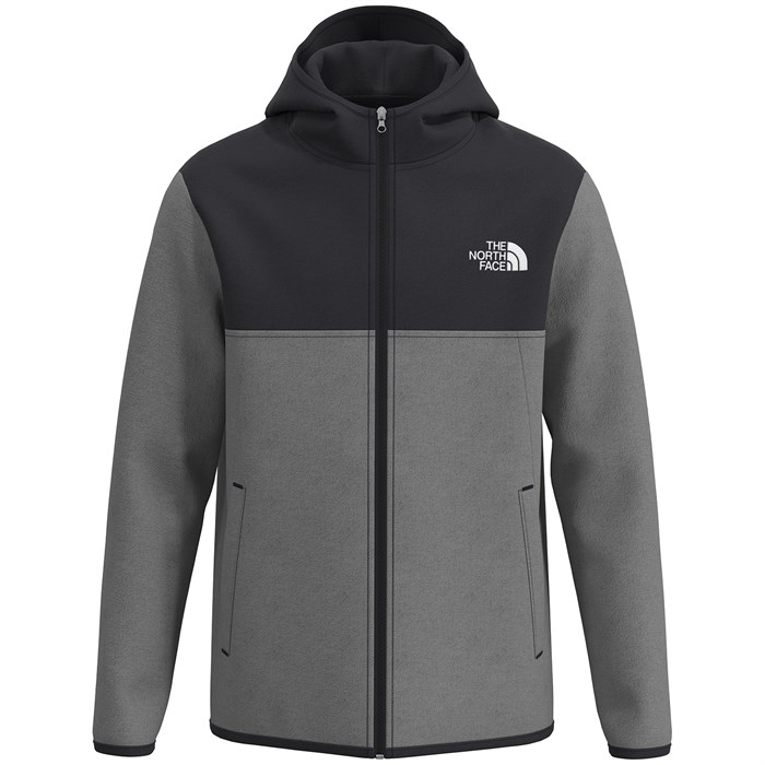 The North Face - Glacier Full Zip Hoodie - Boys'