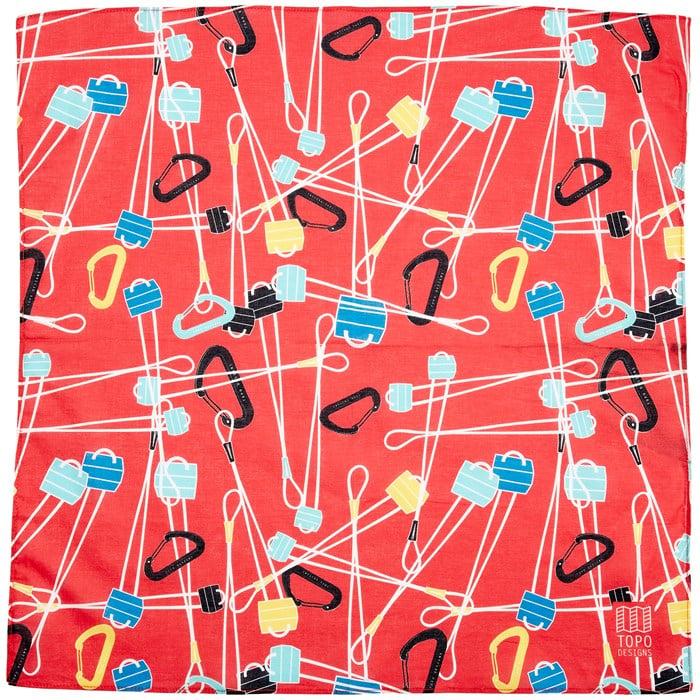 Topo Designs - Cotton Bandana
