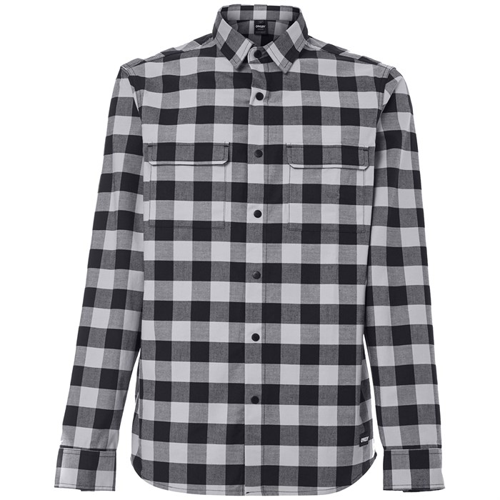 Oakley - Checkered Ridge L/S Shirt
