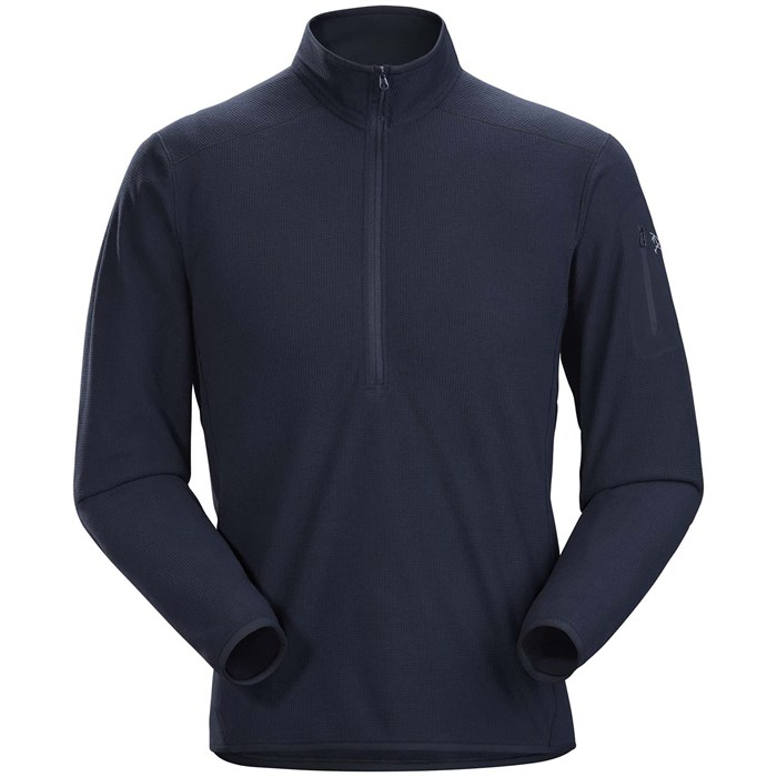 Arc'teryx - Delta LT Zip-Neck Pullover