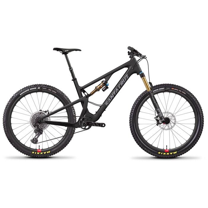 Santa Cruz Bicycles - 5010 CC XX1 Reserve Complete Mountain Bike 2019