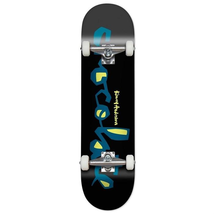 Chocolate - Anderson Original Chunk V2 7.625 Skateboard Complete
