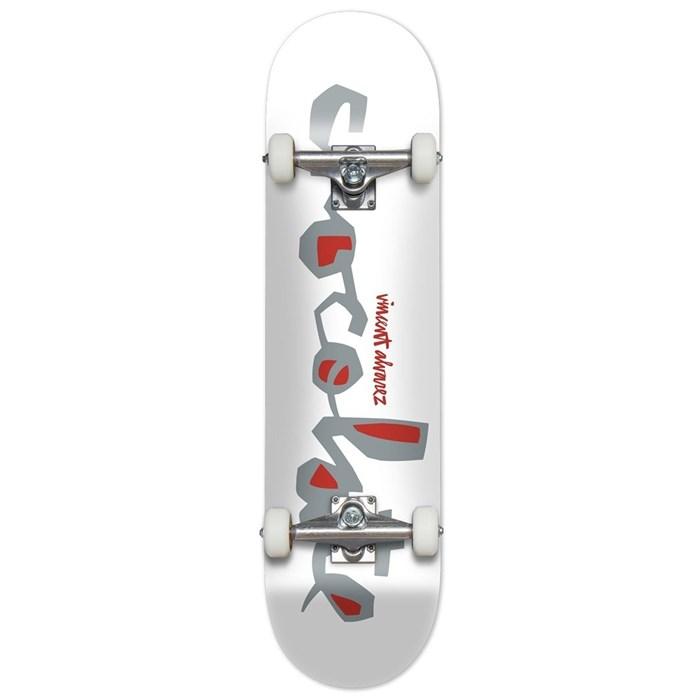 Chocolate - Alvarez Original Chunk V2 8.0 Skateboard Complete
