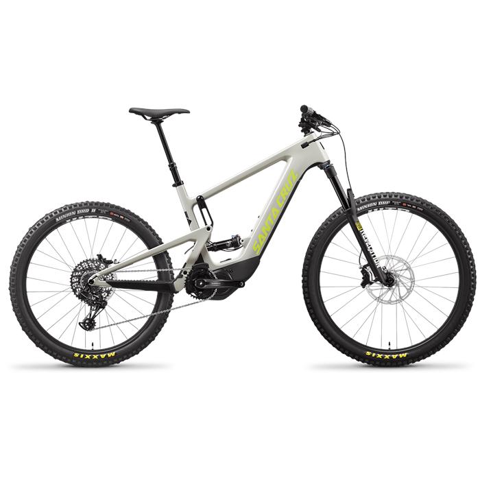 Santa Cruz Bicycles - Heckler MX CC R E-Mountain Bike 2021