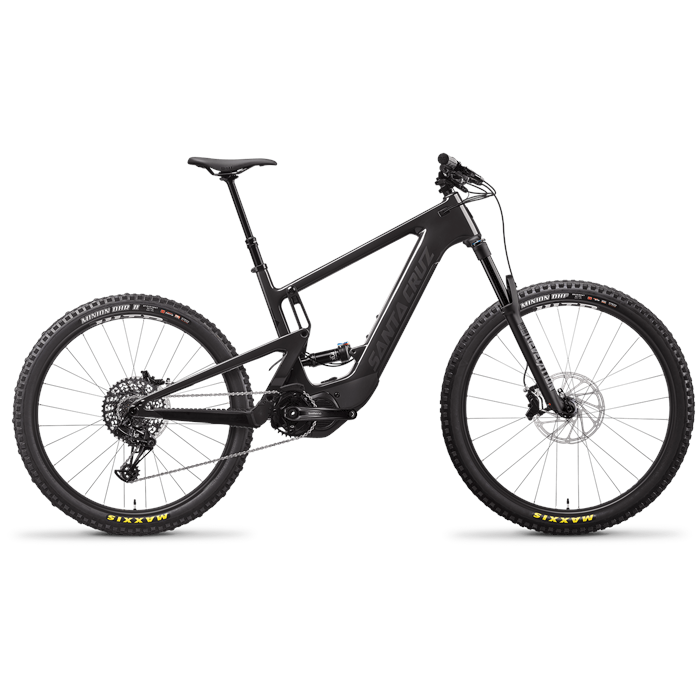 Santa Cruz Bicycles - Heckler MX CC R E-Mountain Bike 2021