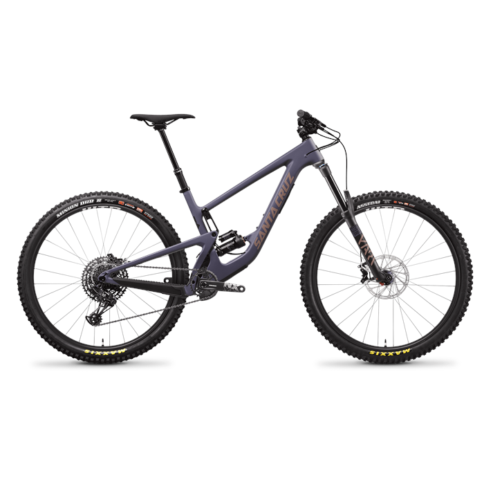 Santa Cruz Bicycles - Megatower C R Complete Mountain Bike 2021