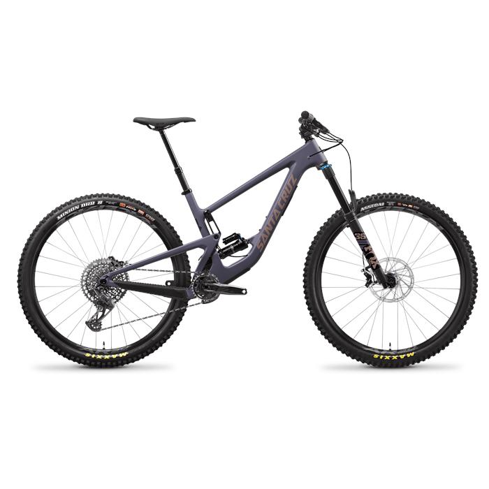 Santa Cruz Bicycles - Megatower C S Complete Mountain Bike 2021