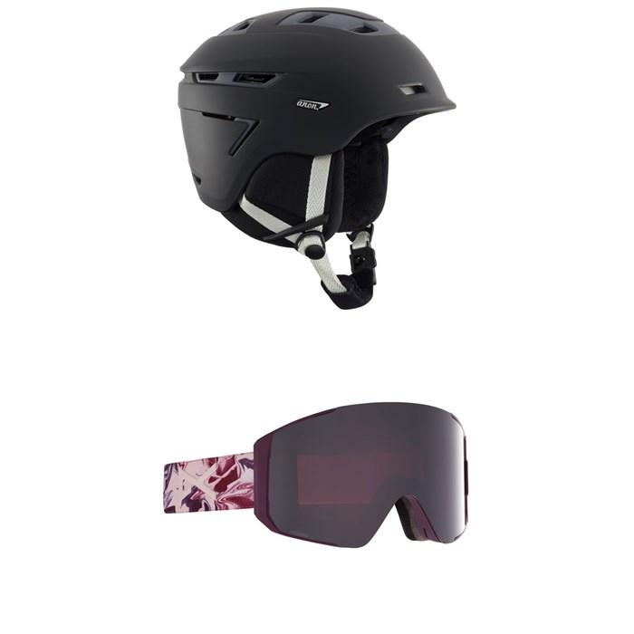 Anon - Omega MIPS Helmet + Sync Goggles - Women's