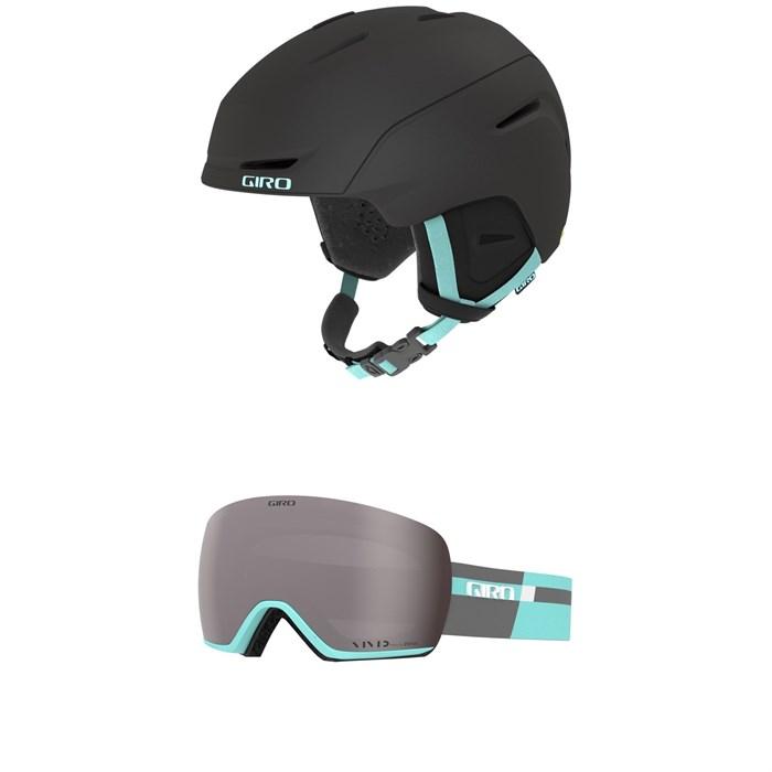 Giro - Avera MIPS Helmet - Women's + Giro Lusi Goggles - Women's