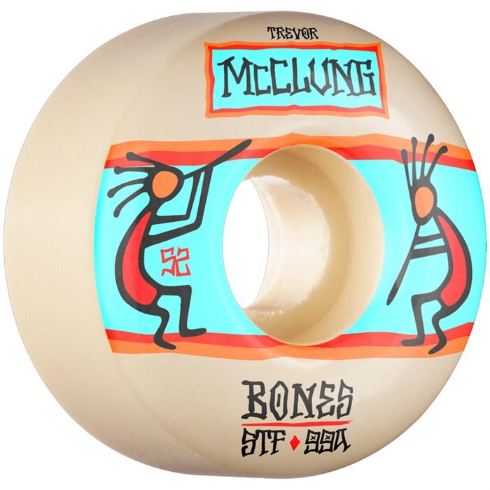 Bones - Trevor McClung Ritual STF 99a V1 Skateboard Wheels