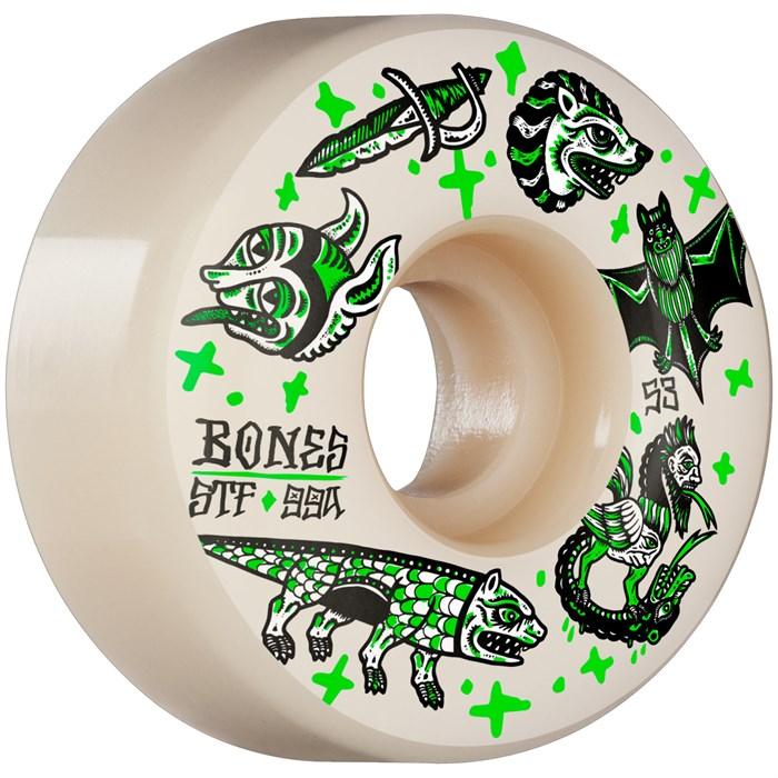 Bones - Dark Knights STF 99a V1 Skateboard Wheels