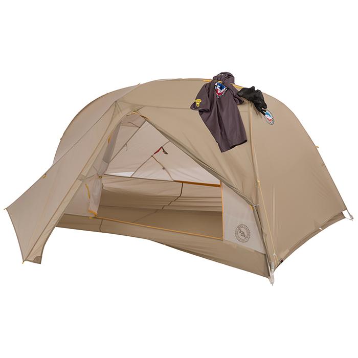Big Agnes - Tiger Wall UL 2 Solution Dye Bikepack Tent