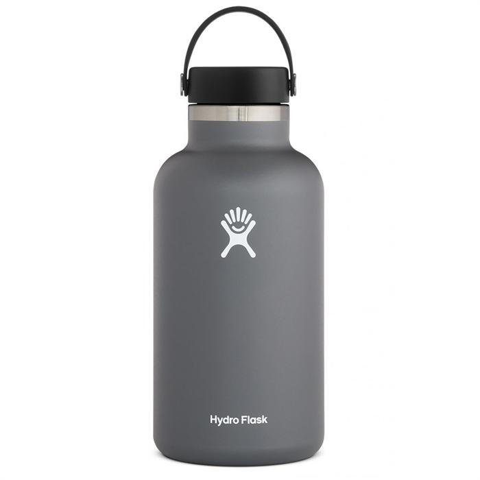 Hydro Flask - 64oz Wide Mouth Flex Cap Water Bottle