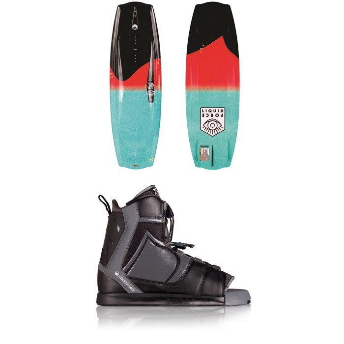 Liquid Force - Trip Wakeboard + Index Wakeboard Package - Blem 2021
